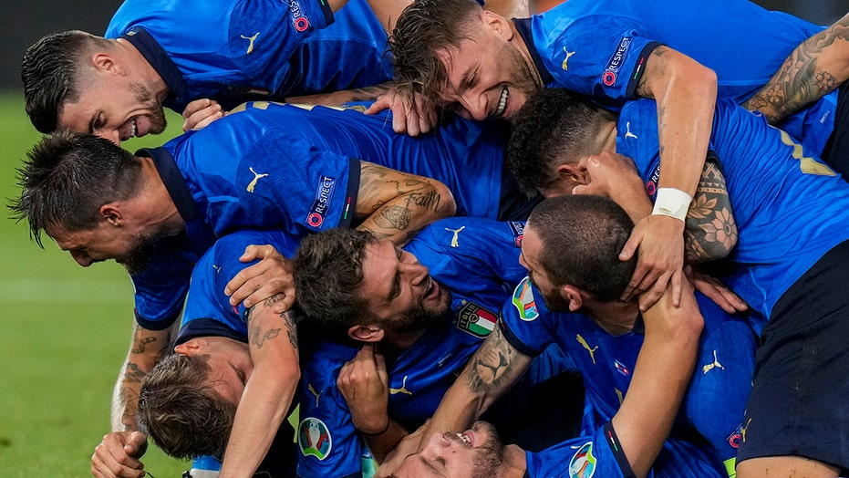 Italy impress again in 3-0 win over Switzerland at Euro 2020