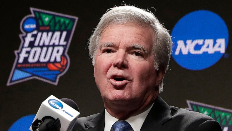 Emmert: NCAA crafting 'interim' NIL rules after court loss