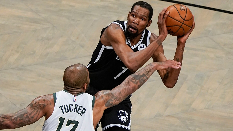 Nets had the shooting and scoring, but needed more health