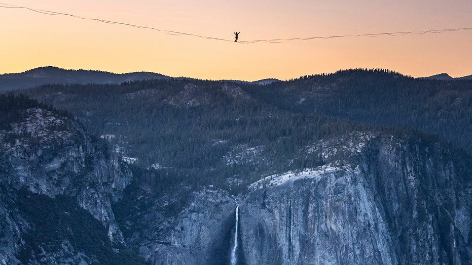 Brothers claim they broke record in Yosemite for longest highline