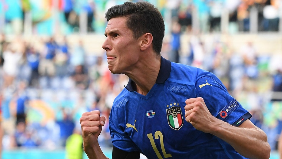 Italy's reserves beat Wales 1-0 at Euro 2020