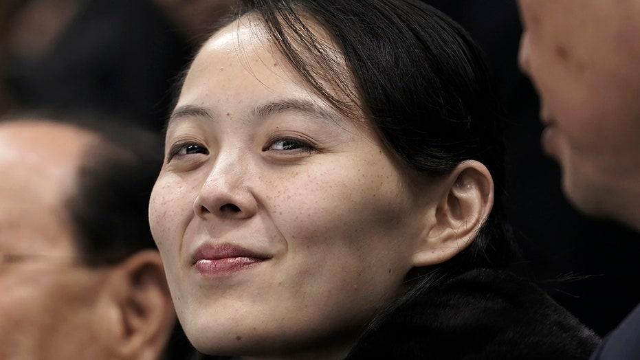 North Korea's Kim sister derides US official, dismisses chances for talks