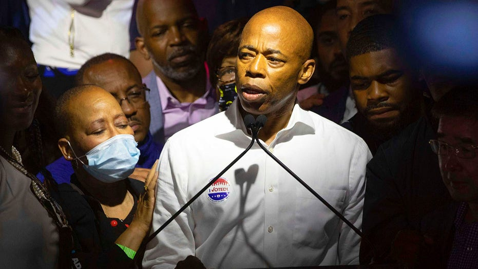 Eric Adams' lead nearly gone after latest round of NYC mayoral race results
