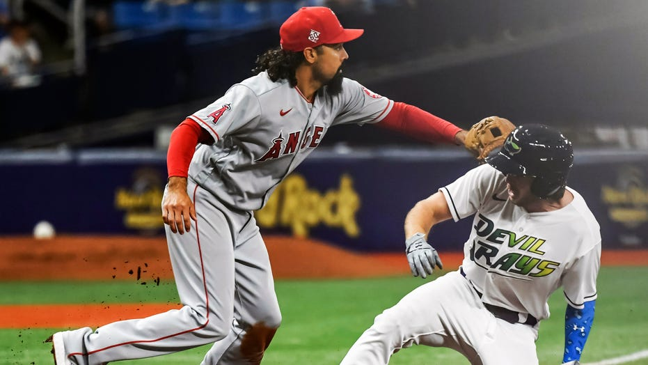 Rays win 4th in a row, send Angels to 5th straight loss