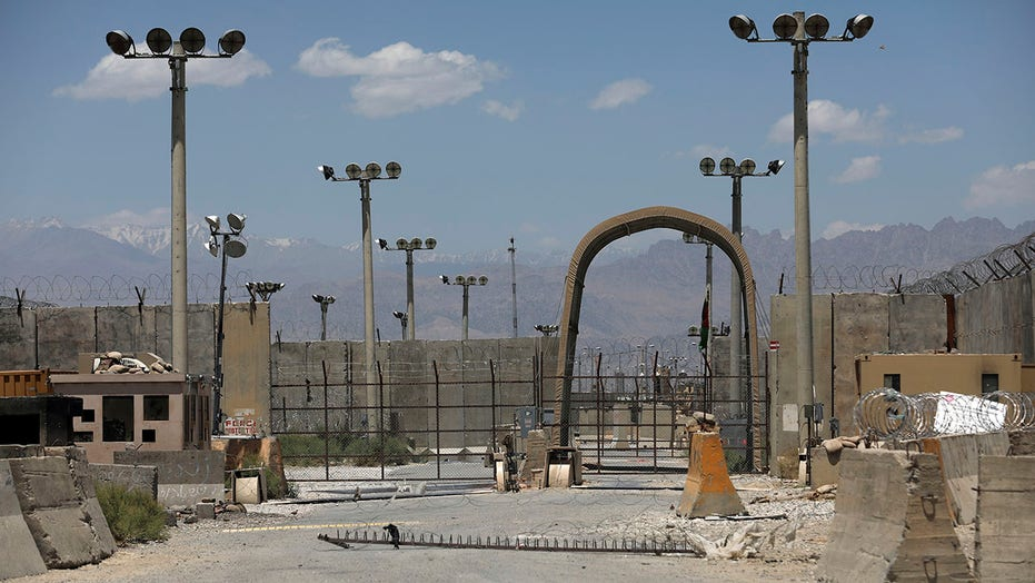 After almost 20 years, US to leave Afghanistan's Bagram