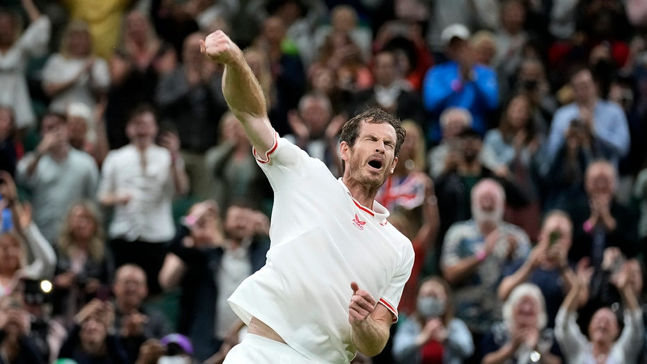 At Wimbledon, Murray 'can still play at the highest level'
