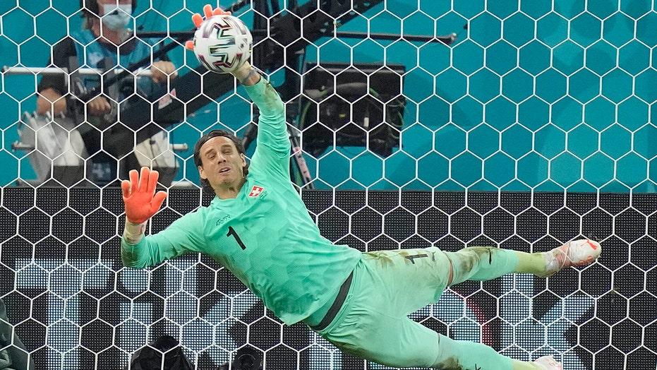La Svizzera batte la Francia 5-4 ai rigori a Euro 2020