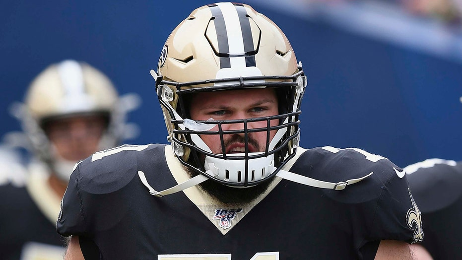 Saints' Ramczyk agrees to 5-year, $96M extension