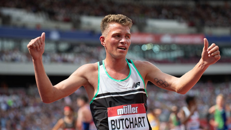 Olympic distance runner under investigation over claim he altered COVID test
