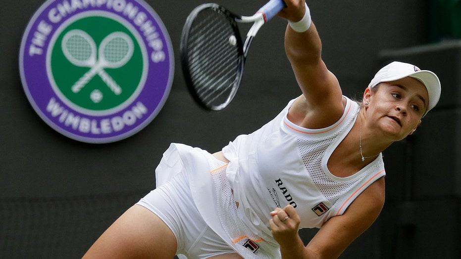 Barty commits to Australia's tennis team for Tokyo Olympics
