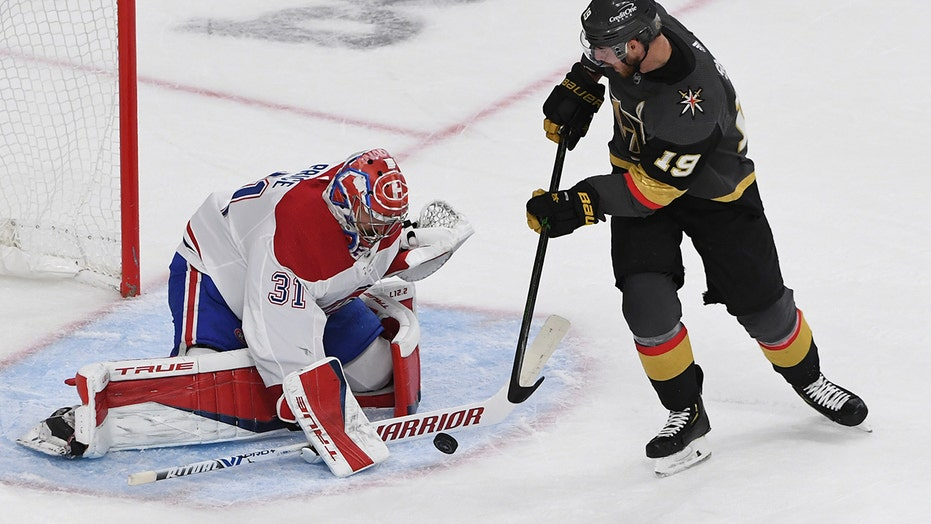Price makes 26 saves, Habs top Vegas 4-1, one win from Final