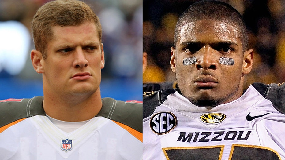 Michael Sam thanks Carl Nassib for 'owning your truth' after historic revelation