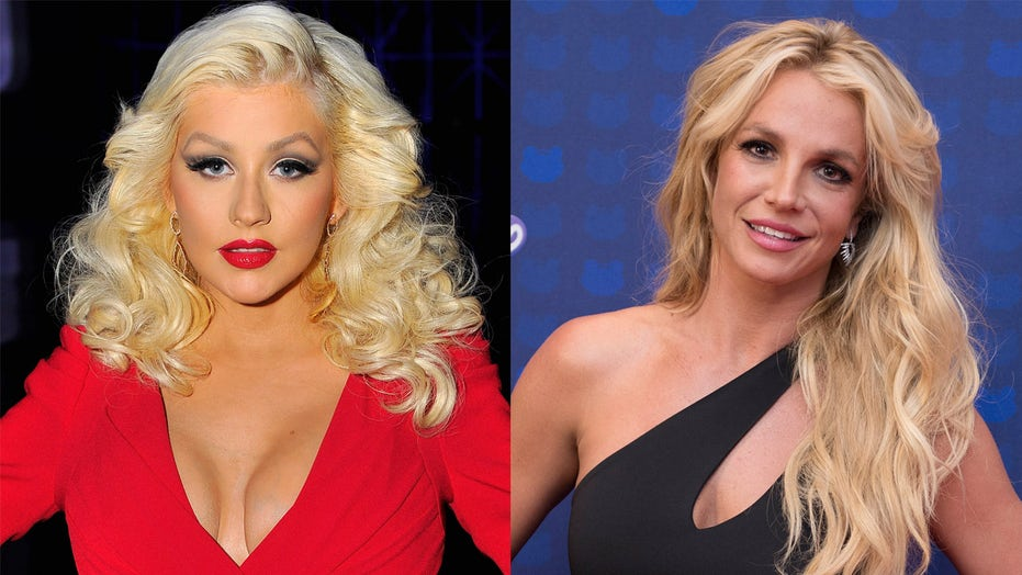 Christina Aguilera says Britney Spears' treatment has been 'unacceptable'
