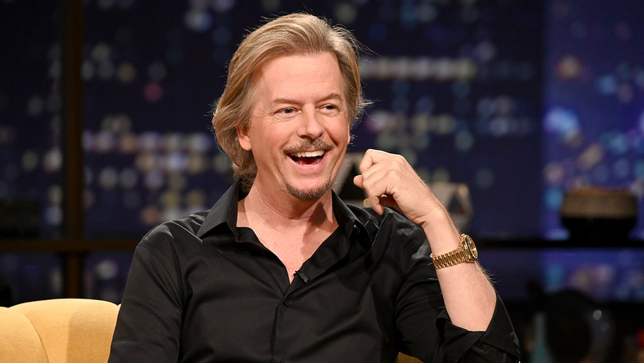 David Spade talks about the dangers of cancel culture for comedians: 'I hope comics are allowed to be comics'