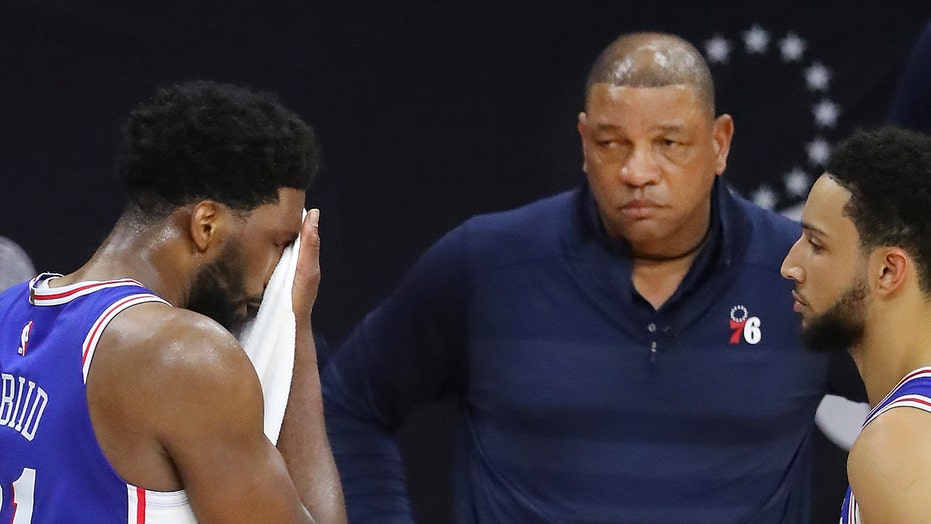 Ex-NBA star tees off on Doc Rivers after 76ers fail to make conference finals