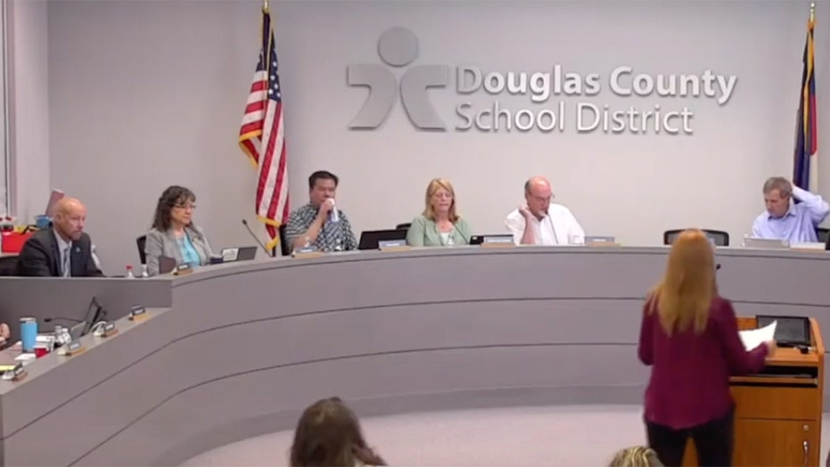 Colorado mom dissects Douglas County School Board's 'Educational Equity' policy on video