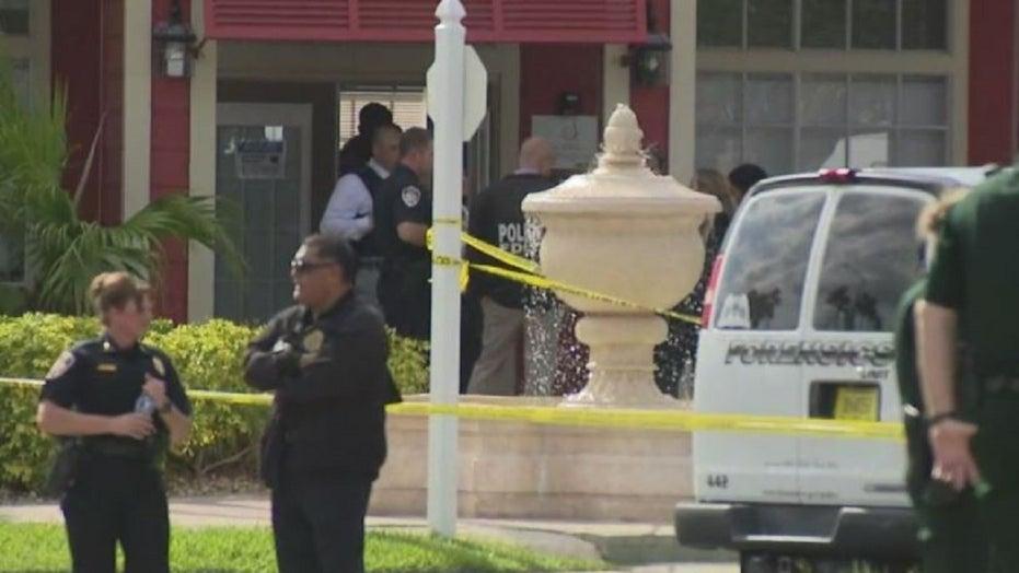 Florida law enforcement agent, suspect injured after gunfire exchange