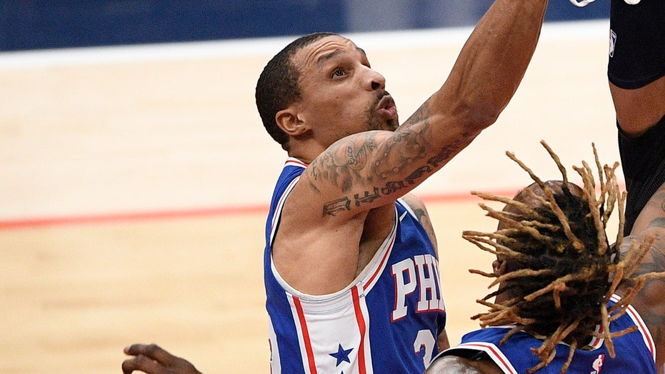 76ers' George Hill takes issue with reconstruction of 1921 Tulsa Massacre site