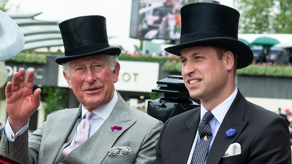 Prince Charles honors Prince William's birthday in touching Instagram post