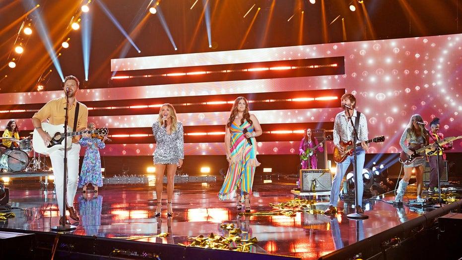 CMT Music Awards 2021 kicks off with Lady A, Chris Stapleton performances