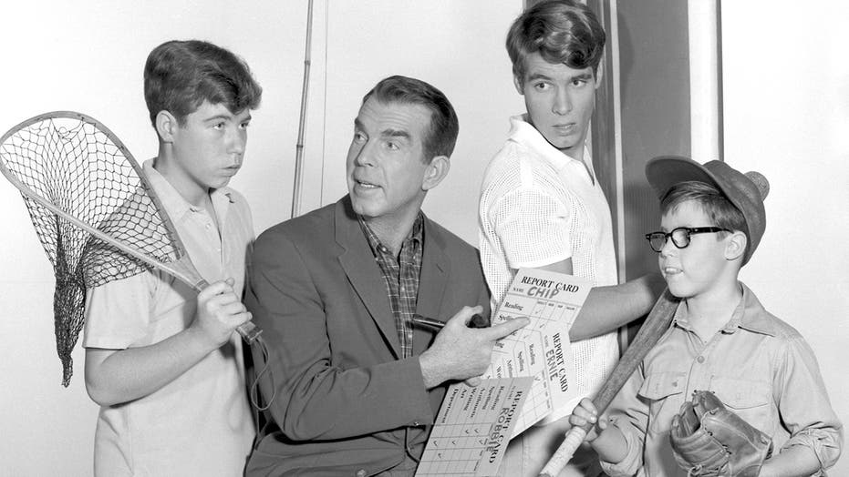 'My Three Sons' star Barry Livingston talks 'Hollywood Museum Squares,' favorite William Frawley memory