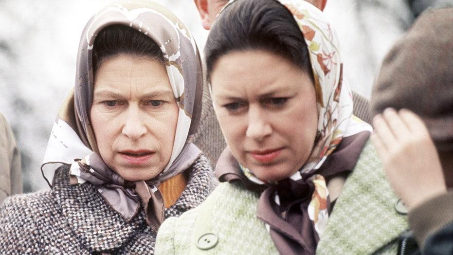 Queen Elizabeth's sister Princess Margaret struggled as a 'spare,' Princess Diana's biographer claims