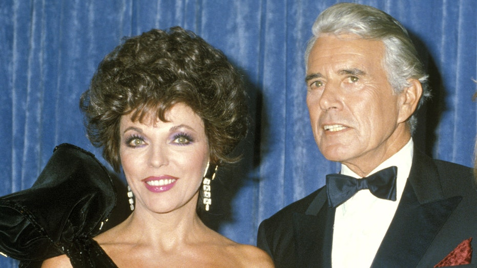 'Dynasty' actress Joan Collins tells Piers Morgan late co-star John Forsythe was 'a misogynistic p—k'