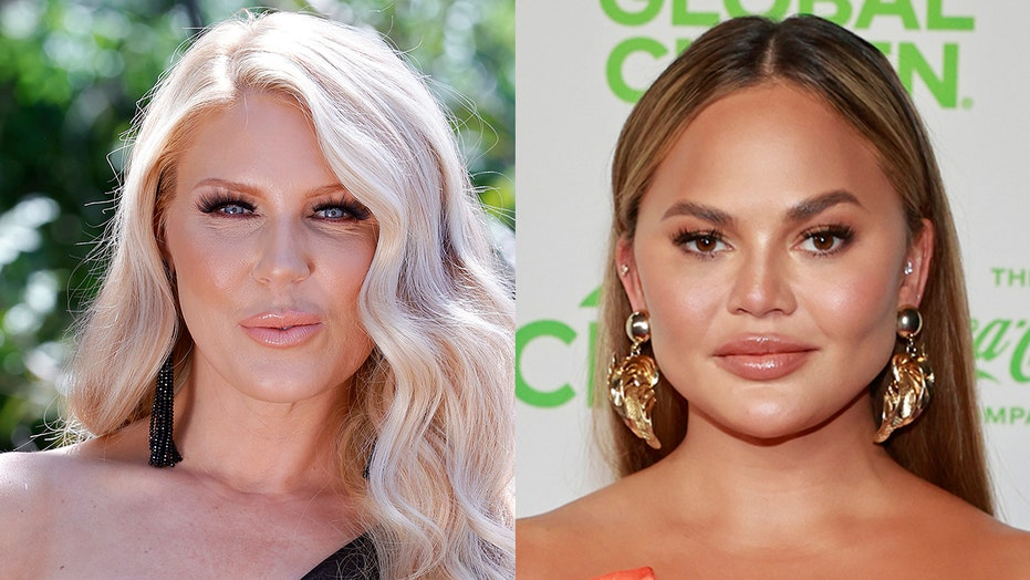 'Real Housewives' alum Gretchen Rossi slams Chrissy Teigen over Michael Costello's claims: 'Disgusting'
