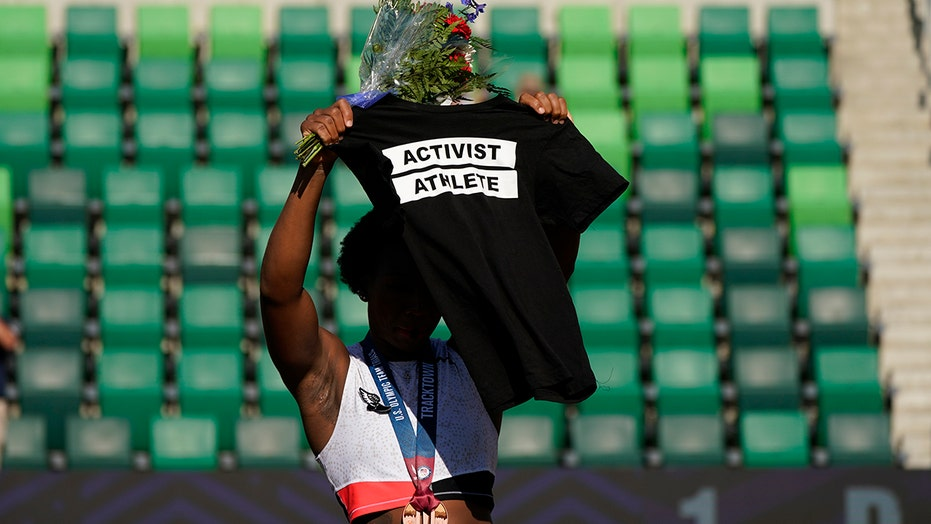 IOC allows athlete protests before Olympic events, bars political gestures on podiums and during competition