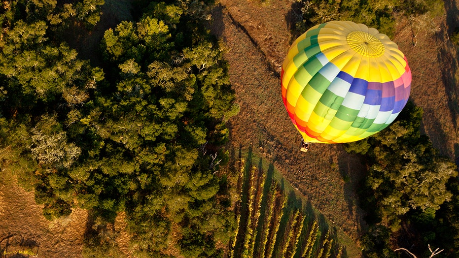 Colorado hot air ballooning couple survive multiple crashes, plunge underwater