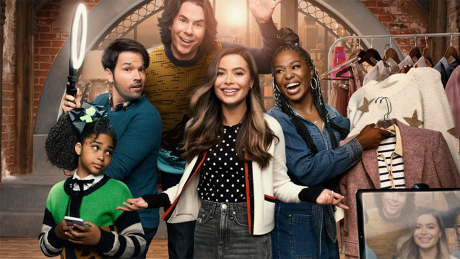 'iCarly' revisits influencer culture in trailer for upcoming revival