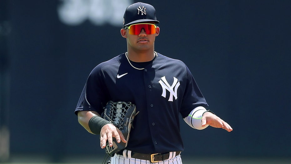 Yankees' Jasson Dominguez will make history at All-Star Futures Game