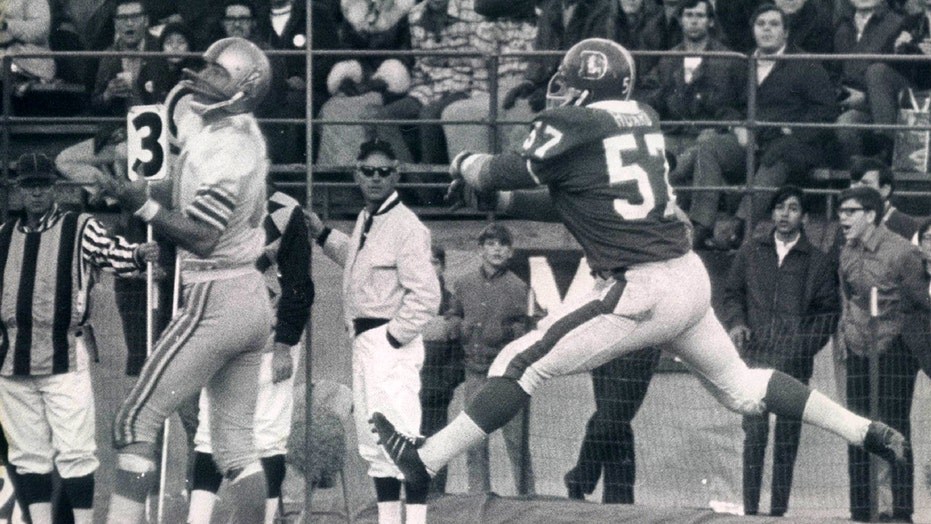 Jim Beirne, former Pro Bowl wide receiver for Oilers, dead at 74