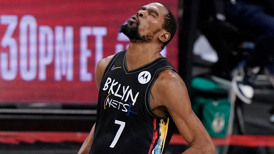 Kevin Durant's legendary performance lifts Nets to crucial Game 5 win over Bucks