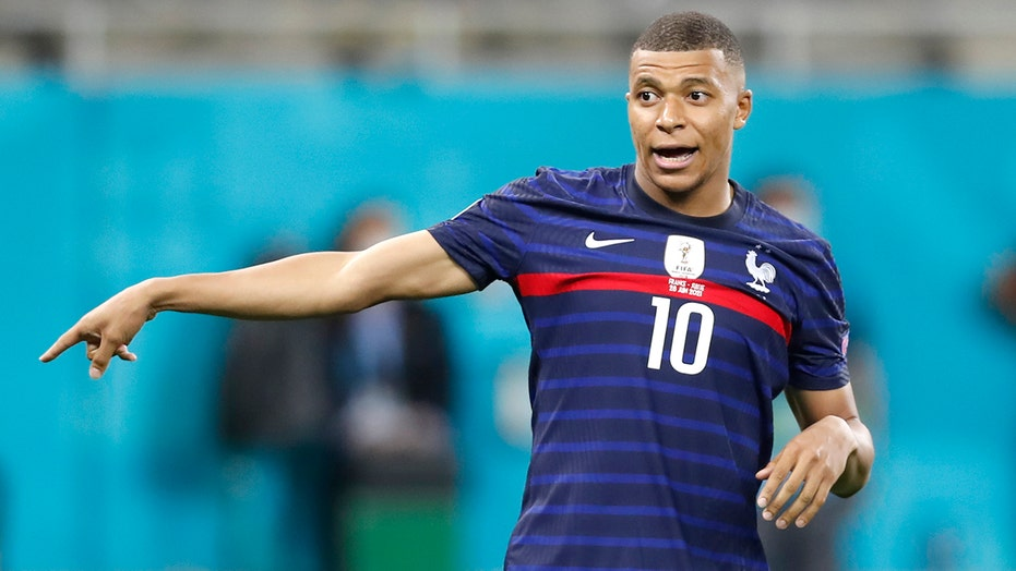 France stunned after Kylian Mbappe missed penalty against Switzerland