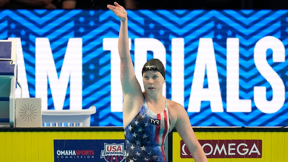 Outspoken Lilly King triumphs at swim trials