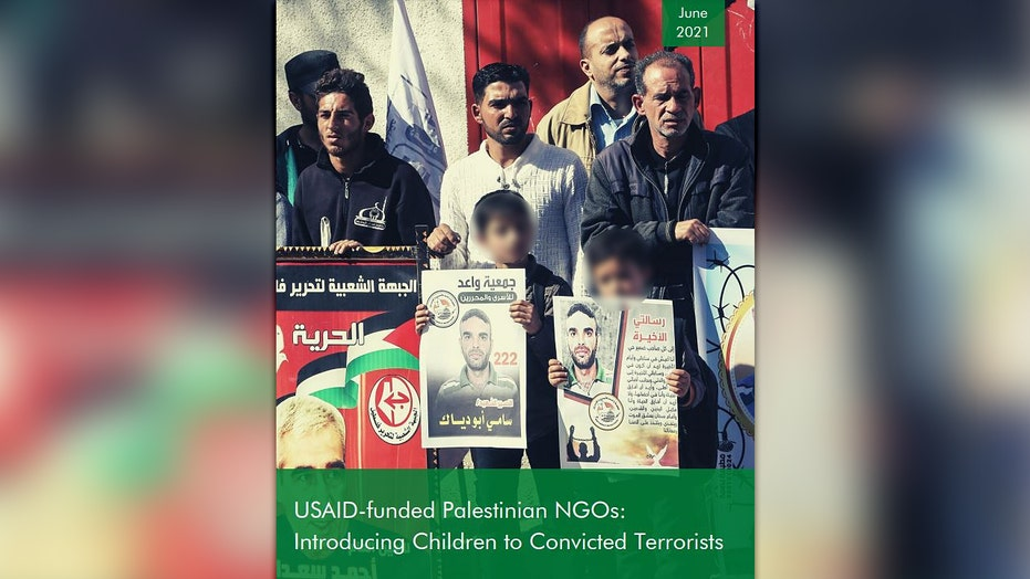 Palestinian NGOs funded by US introduced kids to terrorists, watchdog finds