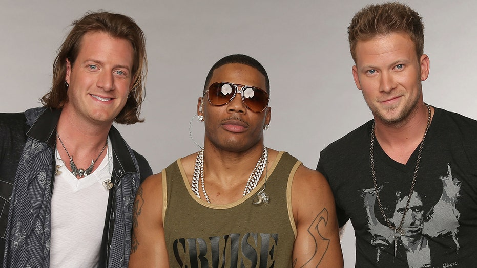 Florida Georgia Line and Nelly share behind-the-scenes look at 'Lil Bit' music video: 'Let's roll, y'all!'