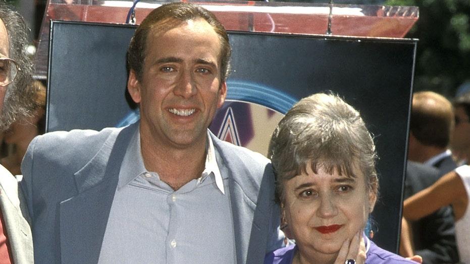 Nicolas Cage's mother, dancer Joy Vogelsang, dead at 85