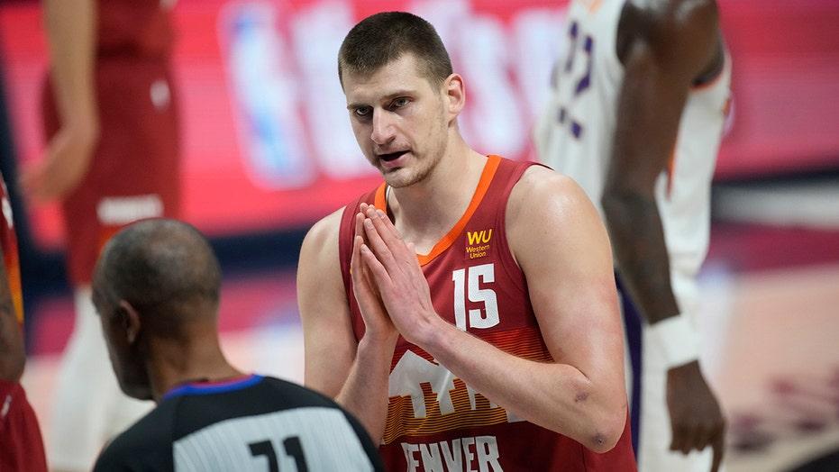Jokic leads All-NBA team; MVP runner-up Embiid 2nd-team pick