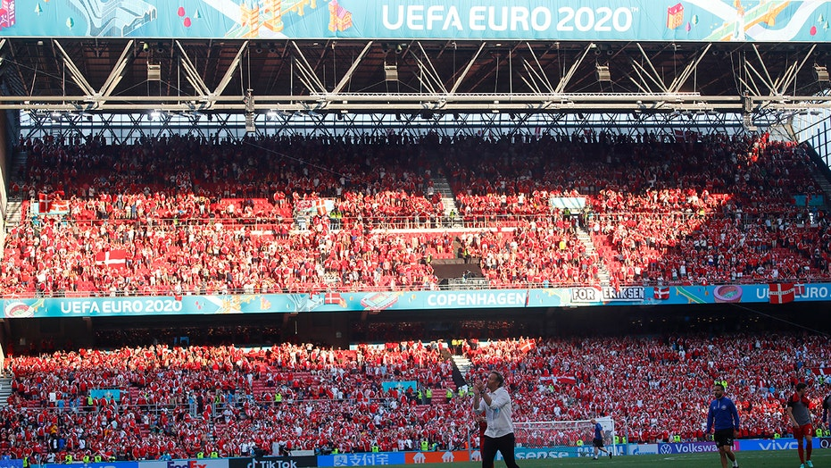 Danish officials say delta variant reported during Euro 2020
