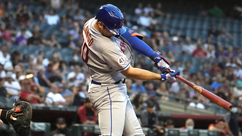 Alonso powers Mets in return, deGrom beats Diamondbacks 6-2