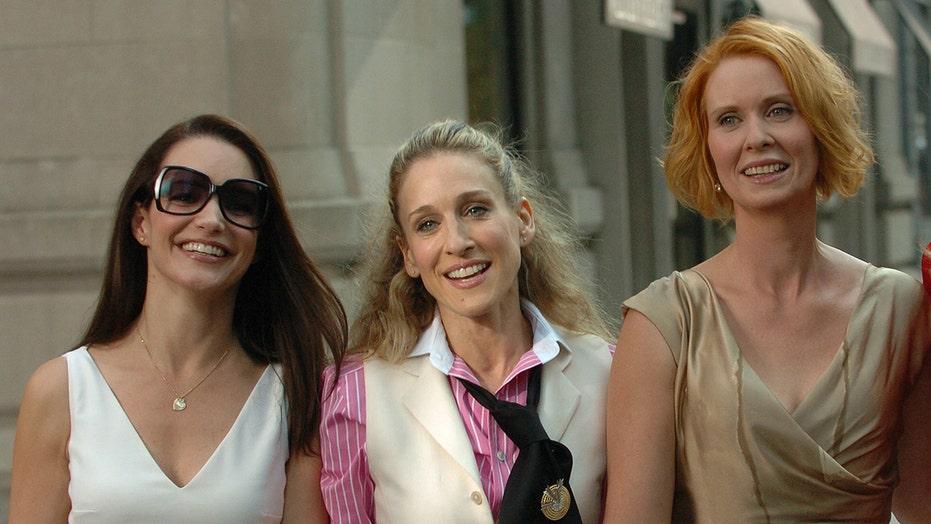Sarah Jessica Parker, Cynthia Nixon, Kristin Davis reunite for 'Sex and the City' revival: 'Together again'