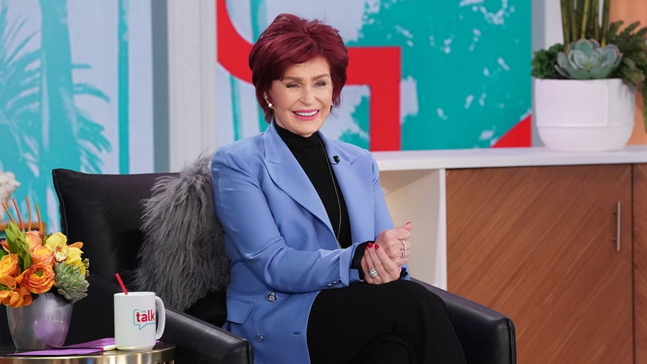 Sharon Osbourne goes on the offensive, accuses 'The Talk' producers of orchestrating her controversy