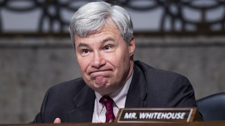 Sen. Sheldon Whitehouse reveals he belongs to a yacht club that lacks diversity