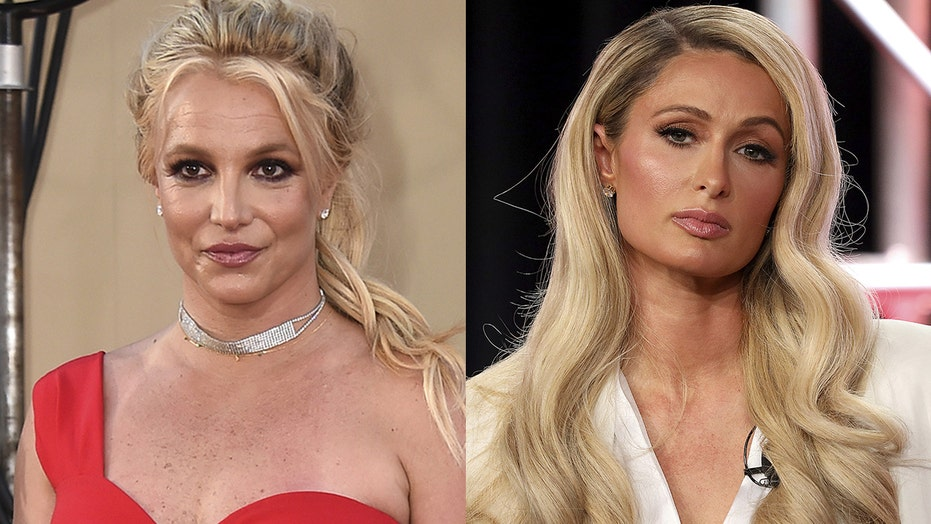 Britney Spears reveals she didn't believe Paris Hilton's boarding school abuse claims