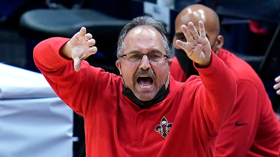 Pelicans coach Stan Van Gundy out after 1 season at helm
