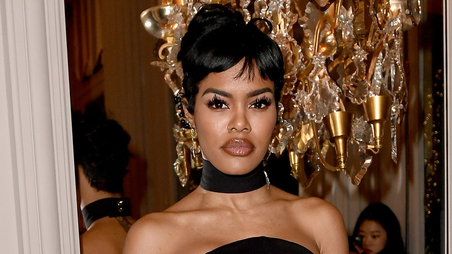 Teyana Taylor crowned Maxim's 'Sexiest Woman Alive' becoming first Black woman to top Hot 100 list: 'Pinch me'