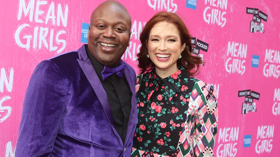Ellie Kemper's 'Unbreakable Kimmy Schmidt' co-star Tituss Burgess shares his support amid controversy