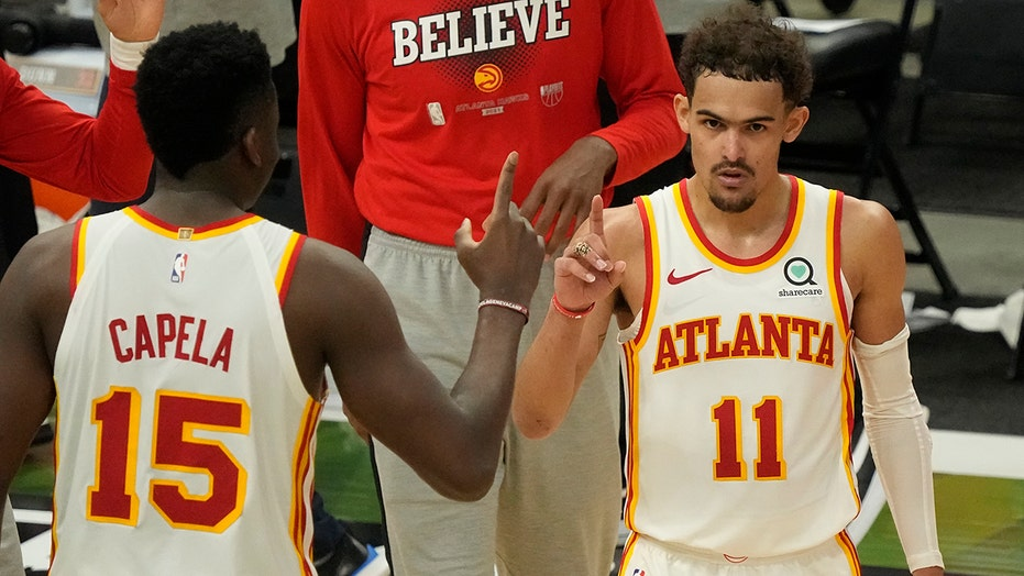 Trae Young drops 48 points, Hawks steal Game 1 from Bucks